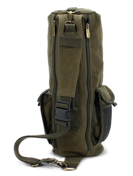 c5a12e0a19 ... army green single strap backpack ...